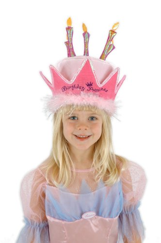 [Elope Inc. Birthday Cake Princess Pink] (Elsa Costume Age 11-12)
