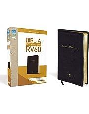 Biblia del ministro Reina Valera 1960, Leathersoft, Negro / Spanish Ministers Bible RVR 1960, Leathersoft, Black