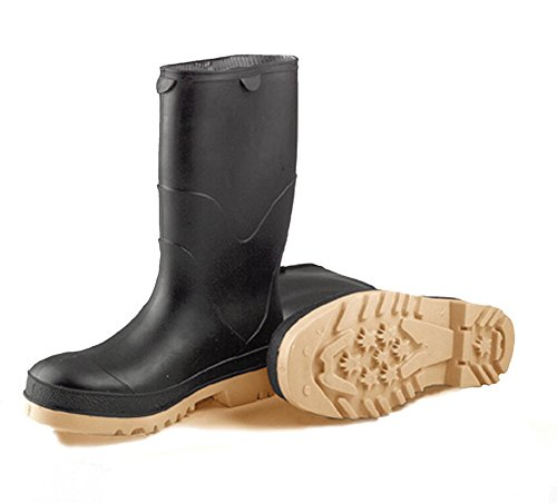 Stormtracks 11714 05 Youths Boot  Size 05  Black Tan