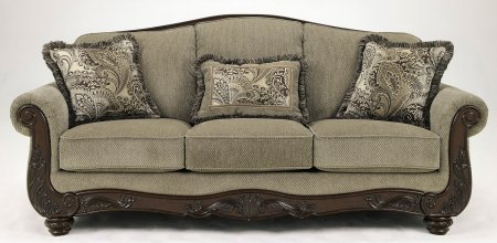 Signature Design by Ashley Martinsburg Sofa, Meadow
