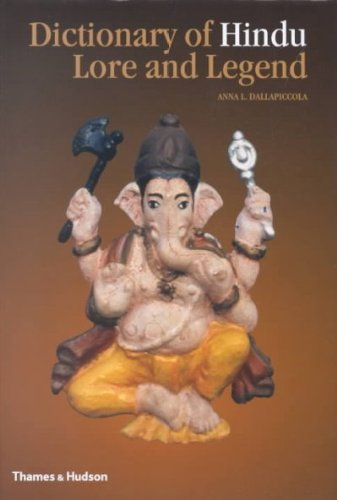 Read Online Dictionary of Hindu Lore and Legend (Softcover) ebook
