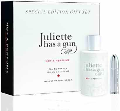 Juliette has A Gun Not a Perfume Eau De Parfum Spray 100 ml + Bullet Travel Spray (SPECIAL EDITION GIFT SET)