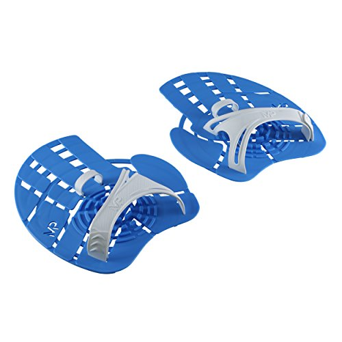 Hand Paddle (MP Michael Phelps Hand Paddle, Blue,)