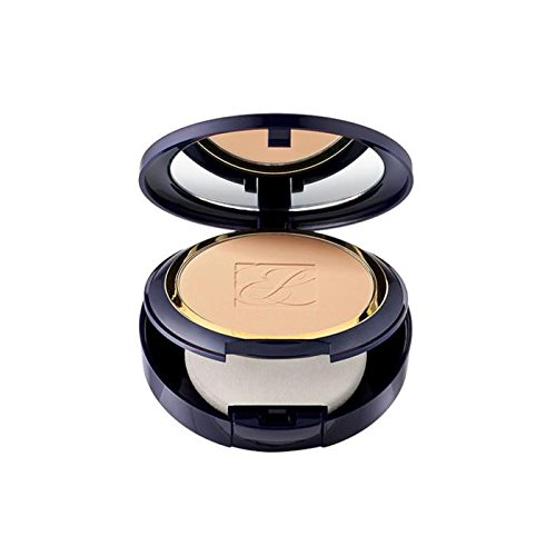 Estee Lauder Double Wear Stay-in-Place Powder Makeup, Ivory Beige, 0.42 Ounce