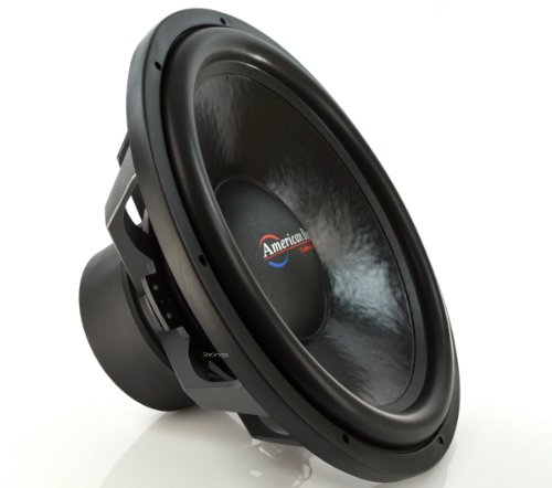"AB New American Bass Xfl1822 2000 Watt 18"" Car Subwoofer ..."