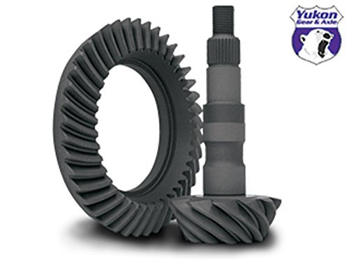 Yukon (YG GM8.5-456) High Performance Ring and Pinion Gear Set for GM 8.5/8.6 Differential by YUKON GEAR Pinion 456 Gear