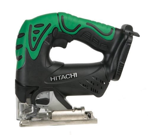 Jigsaw Bare Cordless (Bare-Tool Hitachi CJ18DLP4 18-Volt Lithium-Ion Jigsaw (Discontinued by Manufacturer))