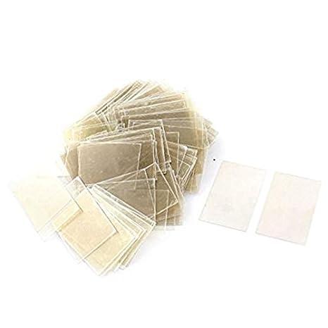 Papel Mica Repuesto Estufa Parlor a leña vetrino Protector estufas 7 x 4 cm: Amazon.es: Hogar