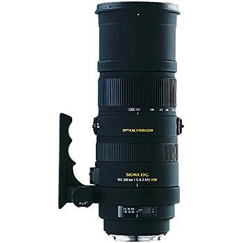 Sigma 150-500mm f/5-6.3 Auto Focus APO DG OS HSM Telephoto Zoom Lens for Canon Digital SLR Cameras