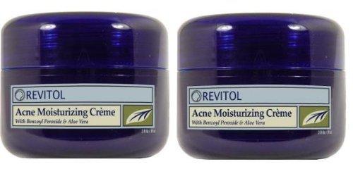 Pacific Naturals Revitol Acne Moisturizing Cream (Two - 2...