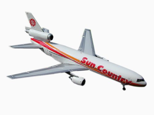 Gemini Jets Sun Country (Old Colors) DC-10-15 1:400 Scale