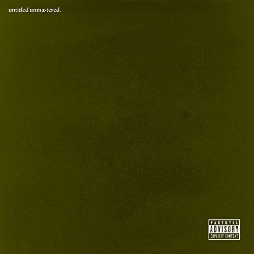 untitled unmastered Explicit Kendrick Lamar product image