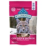 Wilderness Cat Treats - Chicken & Salmon 2oz