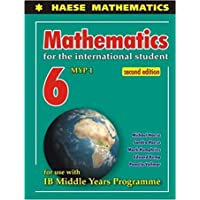 Mathematics for the International Student 6 (MYP 1) 2nd edition - Textbook*