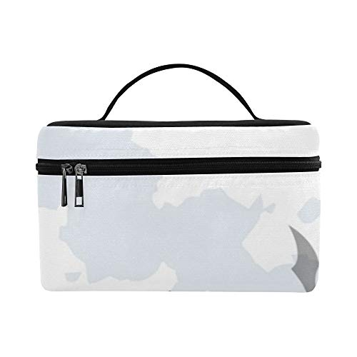 Halloween Night Concept Poster Lunch Box Tote Bag Lunch Holder Insulated Lunch Cooler Bag For Women/men/picnic/boating/beach/fishing/school/work ()