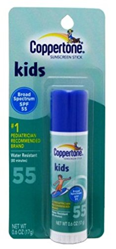 coppertone-spf55-kids-sunscreen-stick-06-ounce-17ml-3-pack