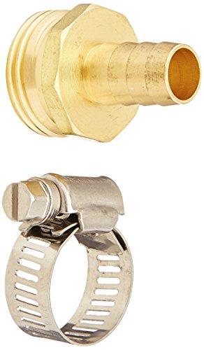 Mintcraft GB934M3L Britan 934M3L Brass End Repair Male Hose