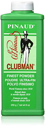 Clubman Pinaud White Powder, 9 oz
