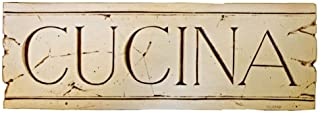 product image for Piazza Pisano Italian Kitchen Decor Cucina Plaque