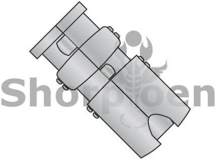 1//4 Short Single Expansion Anchor Zamac Alloy Box Quantity 50 by Shorpioen BC-14AES
