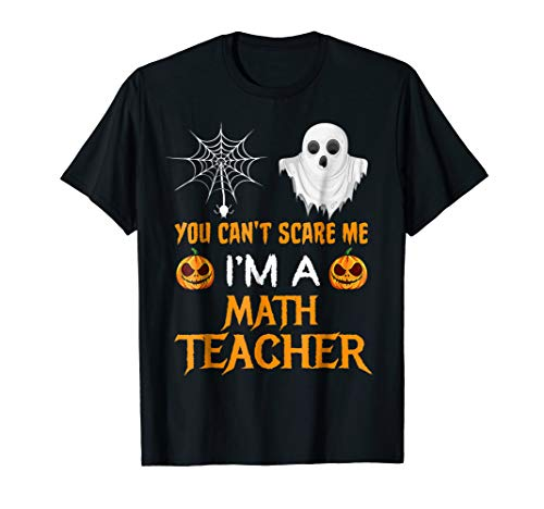 Scary Math Costumes Intergra - You Can't Scare Me I'm A