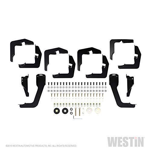 Westin-21-534585-Black-5-ProTraxx-Oval-WTW-Step