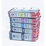 Genuine Canon PGi-220 Black and Cli-221 4-Color Bulk Packaging