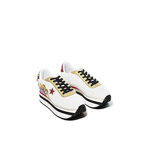 Desigual Schuhe - Sneaker - Shoes_space Surreal 18sskp25-2018