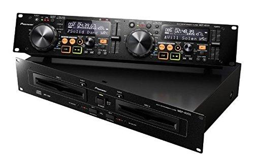 Pioneer MEP4000 DJ Dual CD Player