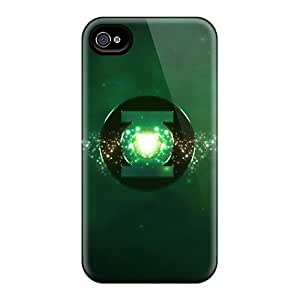 Iphone 4/4s ACc5841lsvH Custom HD Green Lantern Series Shock-Absorbing Cell-phone Hard Cover -KimberleyBoyes