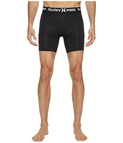 Hurley Men's Dri-FIT Surf Undershort Black XX-Large (Dri Fit Board Shorts)