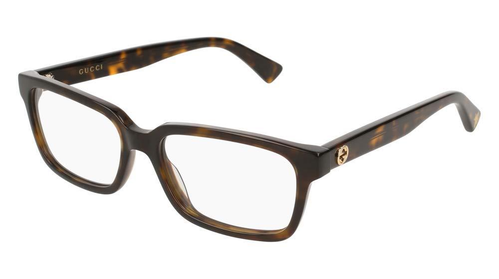 Eyeglasses Gucci GG 0168 O- 002 HAVANA / by Gucci
