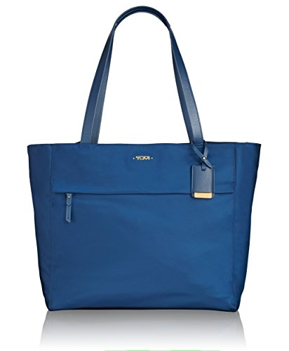 Tumi Women's Voyageur M-Tote Ocean Blue by Tumi