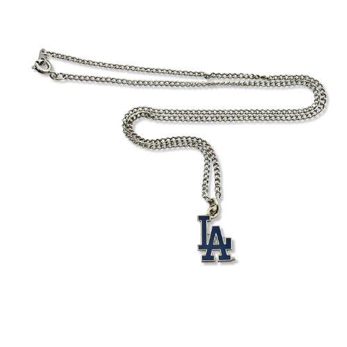 MLB Los Angeles Dodgers Team Logo - Dodgers Necklace La