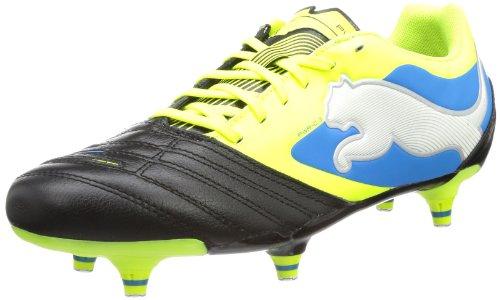 Puma Powercat 3 Sg F3 Zwart / Geel / Wit Volwassenenlaars Zwart / Geel / Wit