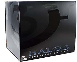 Halo 3 Legendary+Casco