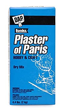 Dap 53005 Plaster of Paris Box Molding Material, 4.4-Pound, White Notions - In Network