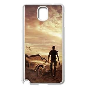 Mad Max 2 Game funda Samsung Galaxy Note 3 caja funda del teléfono celular del teléfono celular blanco cubierta de la caja funda EEECBCAAJ16113