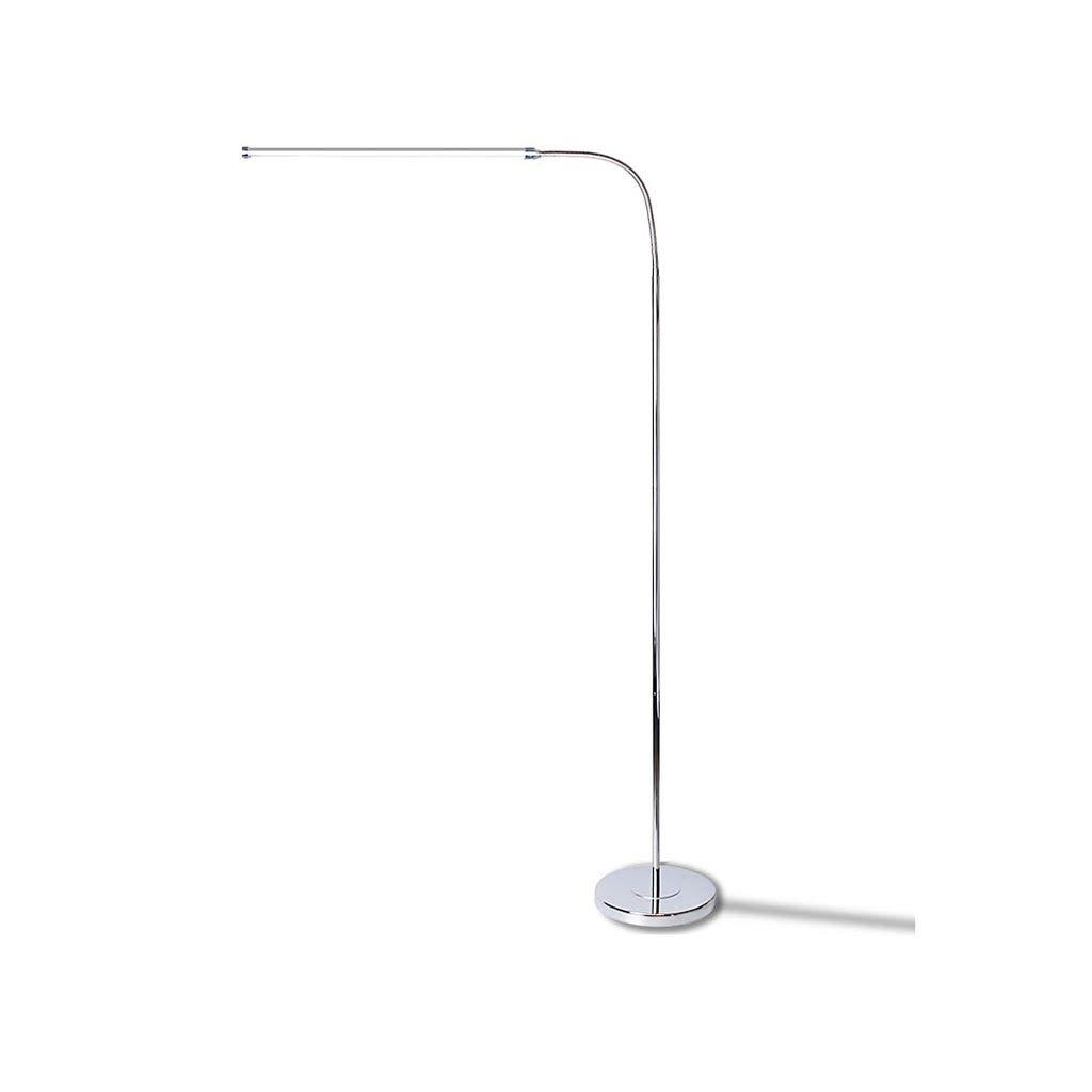 & Stehlampen Wohnzimmer-Schlafzimmer-Studie der Stehlampe-LED, die Klavier-vertikale Dimmen-Lampe lesend lernt Piano Licht