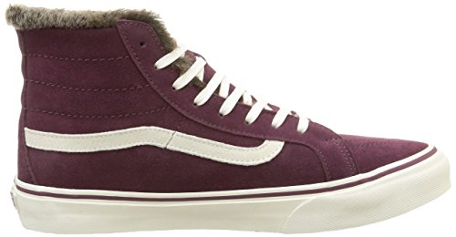 Fig Sk8 Marshmallow Adulte Baskets Violet Hi Vans Mixte Basses 8qwWC0