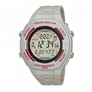 Casio lws200h-8a–Reloj de pulsera de mujer, correa de goma
