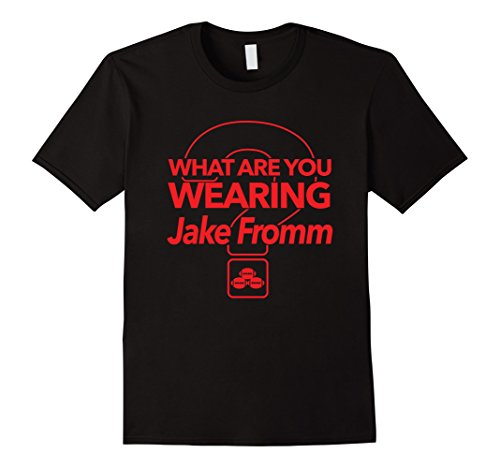 Used, What Are You Wearing Jake Fromm T-shirt by Georgia for sale  Delivered anywhere in USA