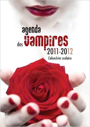 Téléchargement Agenda scolaire des vampires 2011-2012 pdf