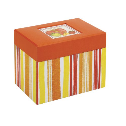 C.R. Gibson Recipe File Box, Heirloom Tomatoes (Best Heirloom Tomato Recipes)