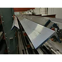 """1//4/"""" Aluminum Angle 3/"""" x 3/"""" x 60/"""" long Structural 6061 Mill Finish"""