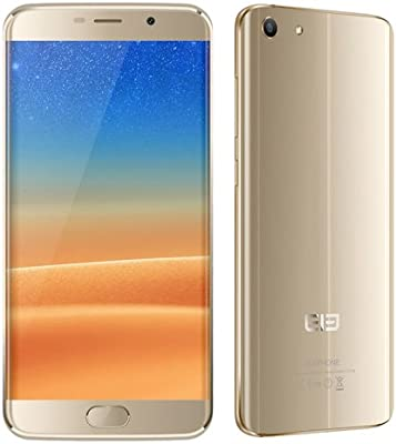 Elephone - S7 4+64gb Chip Helio x25 Libre Dorado: Amazon.es ...