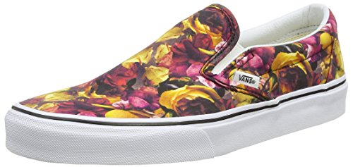 Sneaker Classic Digi true Multicolore Donna Multi White U black digi Vans Slip Floral Basse on xqIUYwBn54