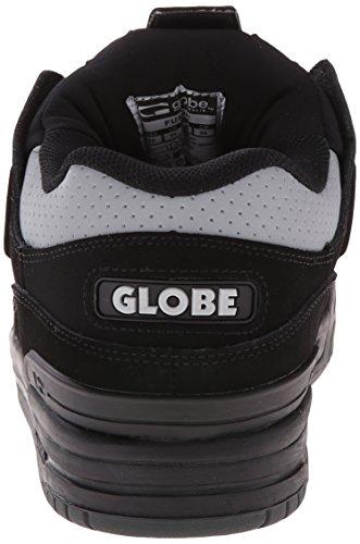 Chaussures De Skate Fusion Globe Homme Noir / Nuit / Argent