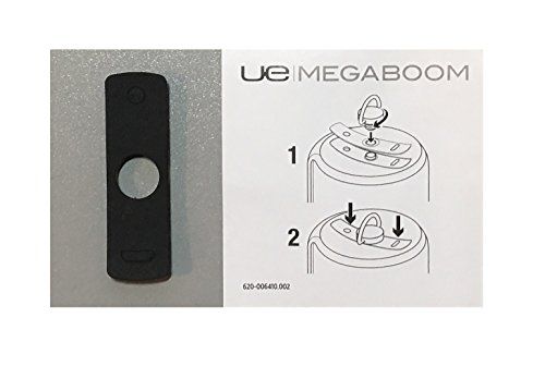Original Black Weather Door for UE Boom 2 Speaker