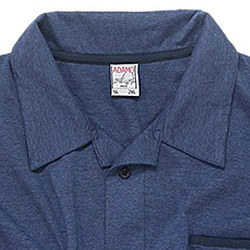 10xl Adamo Pajamas Admiral By hasta configurado Blue 0FrYFqw7